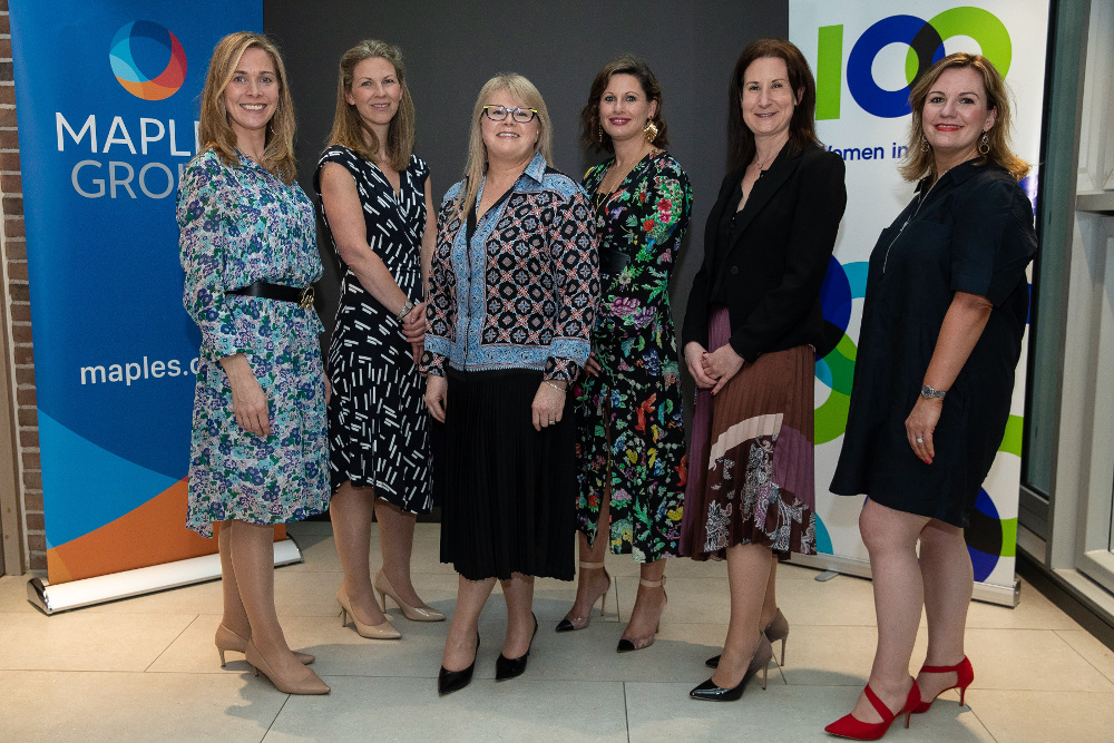 #InPictures: Maples Group hosts networking drinks for women in finance