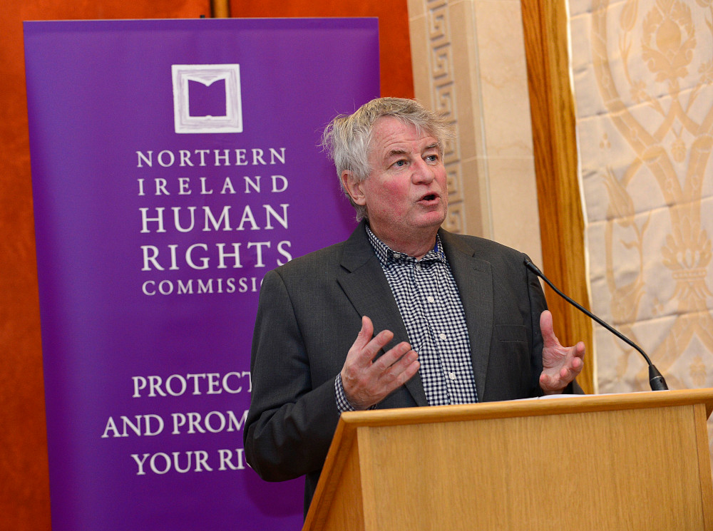 Les Allamby: Human rights crucial as ever as Northern Ireland navigates Covid and Brexit