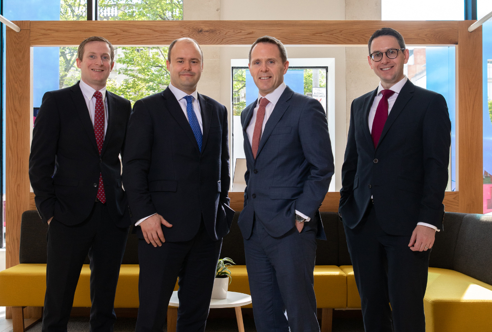 NI: A&L Goodbody welcomes new partners and associates in Belfast