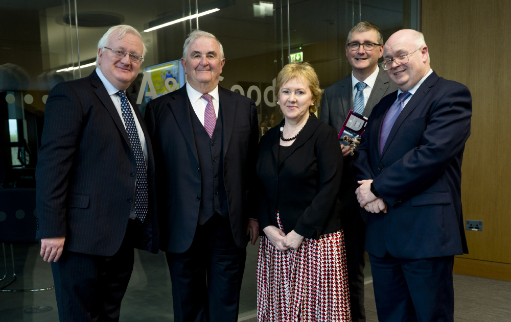 Brexit discussion chaired by Mr Justice Murray launches new moot appeal court for Limerick law students
