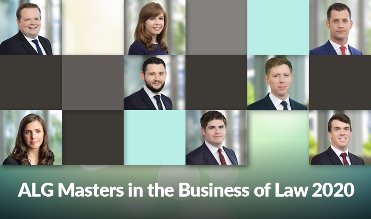 Eight graduate from ALG Masters in the Business of Law