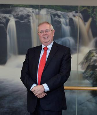 NI: Law Society chief executive Alan Hunter to retire
