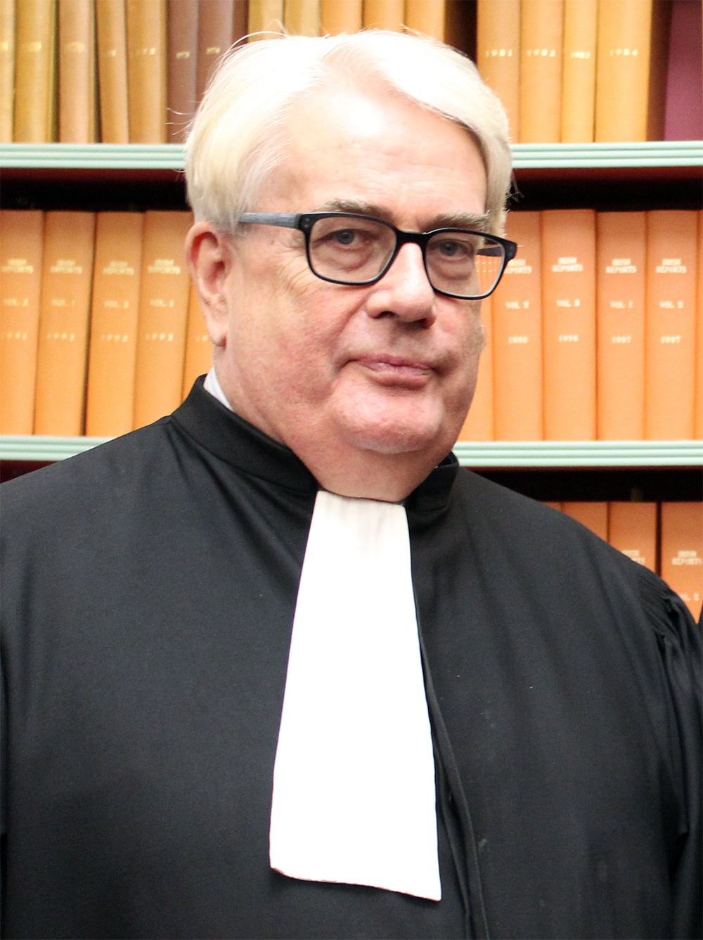 Chief Justice Frank Clarke