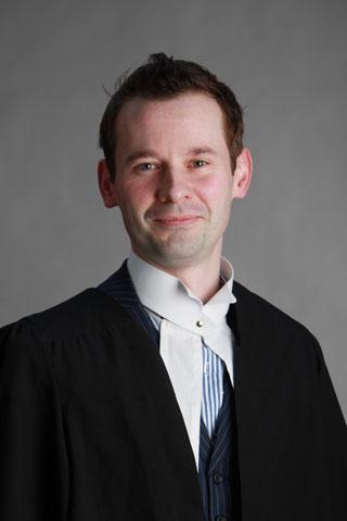 Professor Desmond Ryan BL