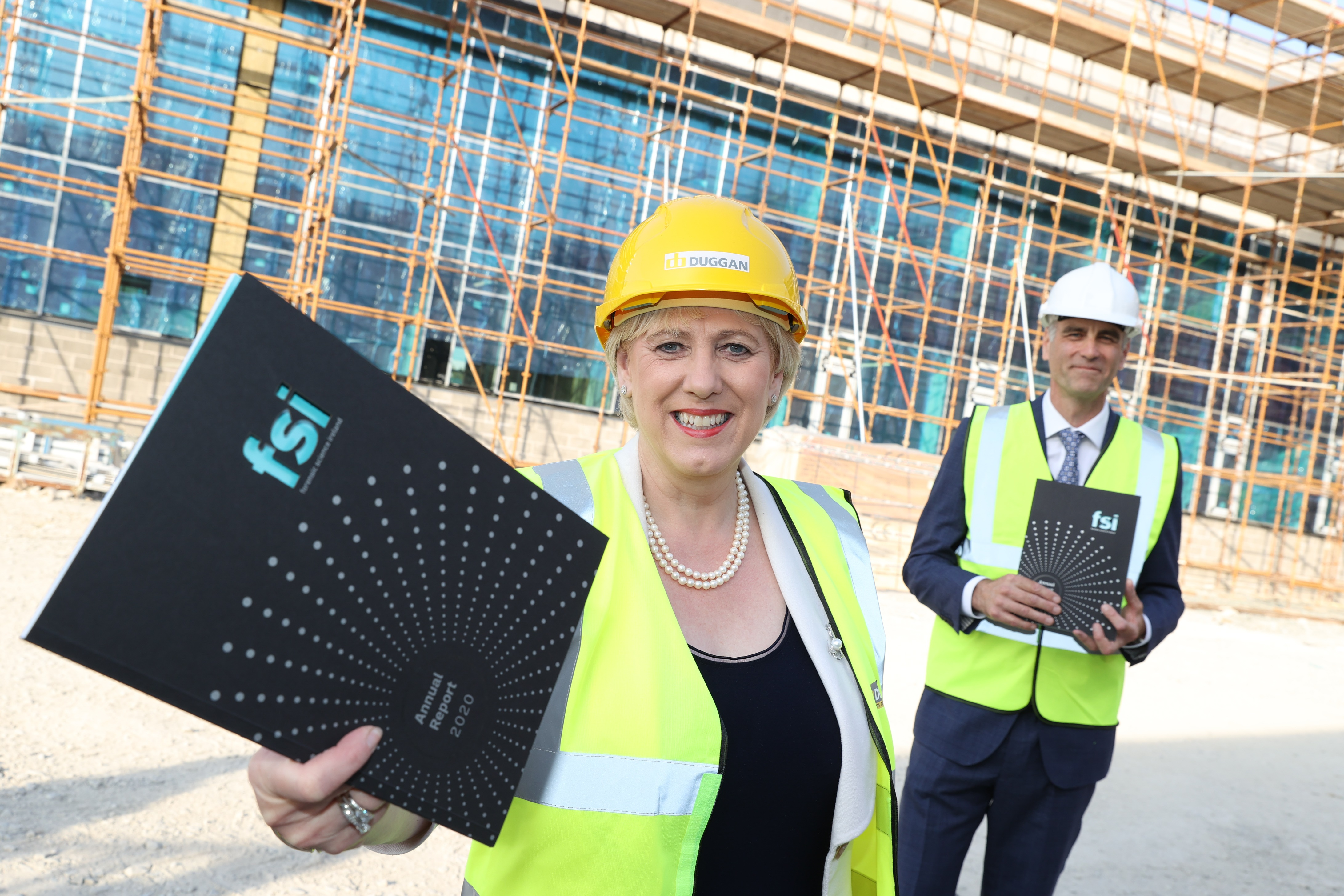New forensic laboratory on track for completion next summer