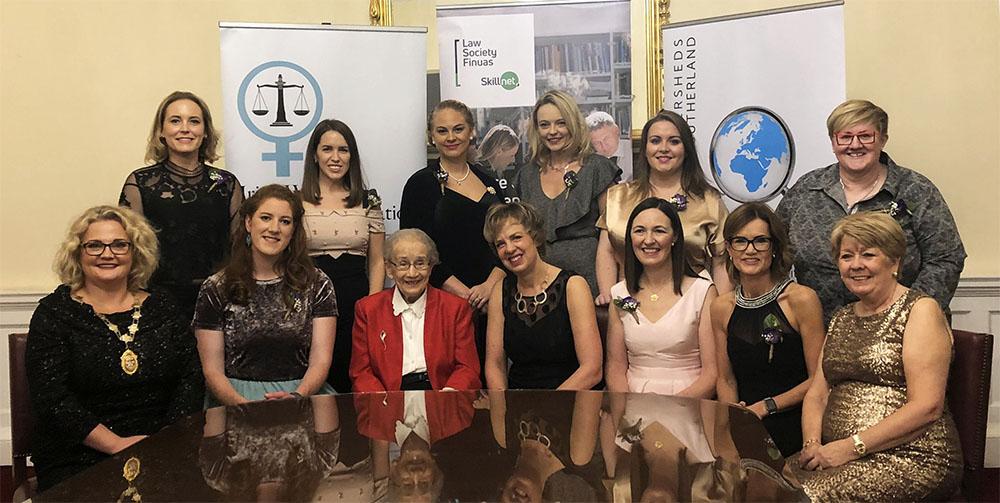 Senator Ivana Bacik recognised as Irish Woman Lawyer of the Year