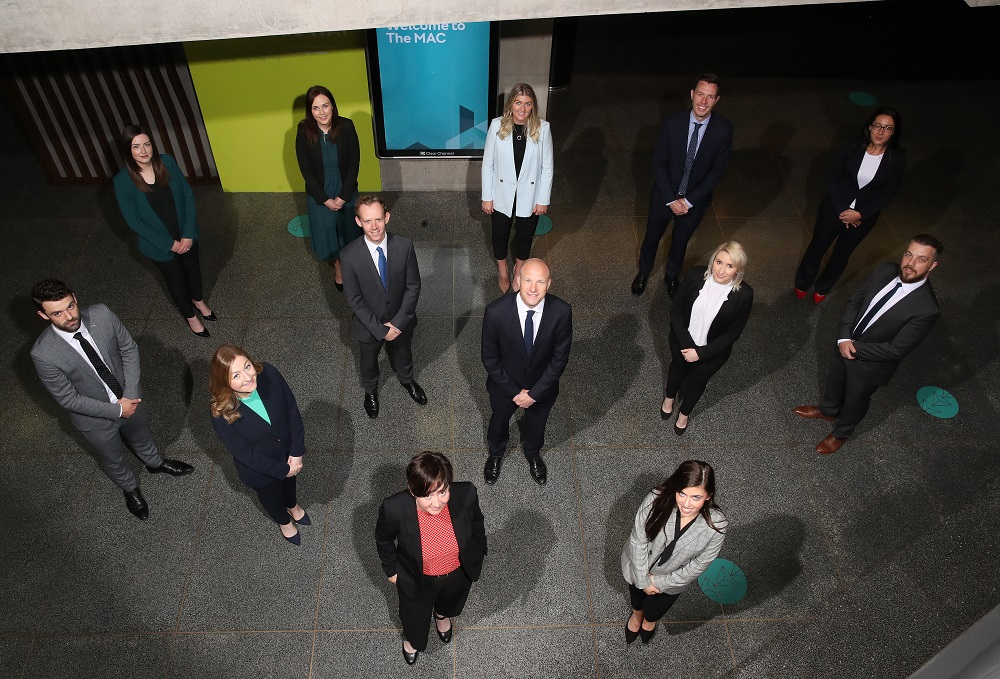 NI: Tughans announces 16 promotions and appointments