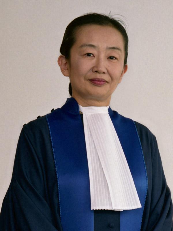 Judge Kuniko Ozaki