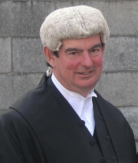 Mr Justice Birmingham
