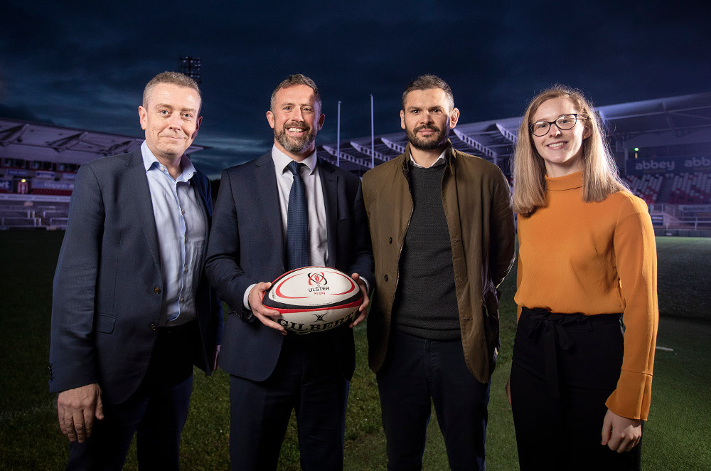 NI: Millar McCall Wylie renews sponsorship of Ulster rugby competition