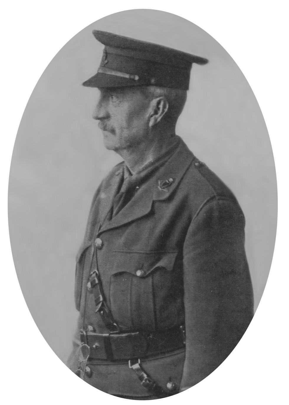 Major William Redmond