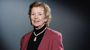 Mary Robinson to speak on Afghan situation at IWLA event tonight