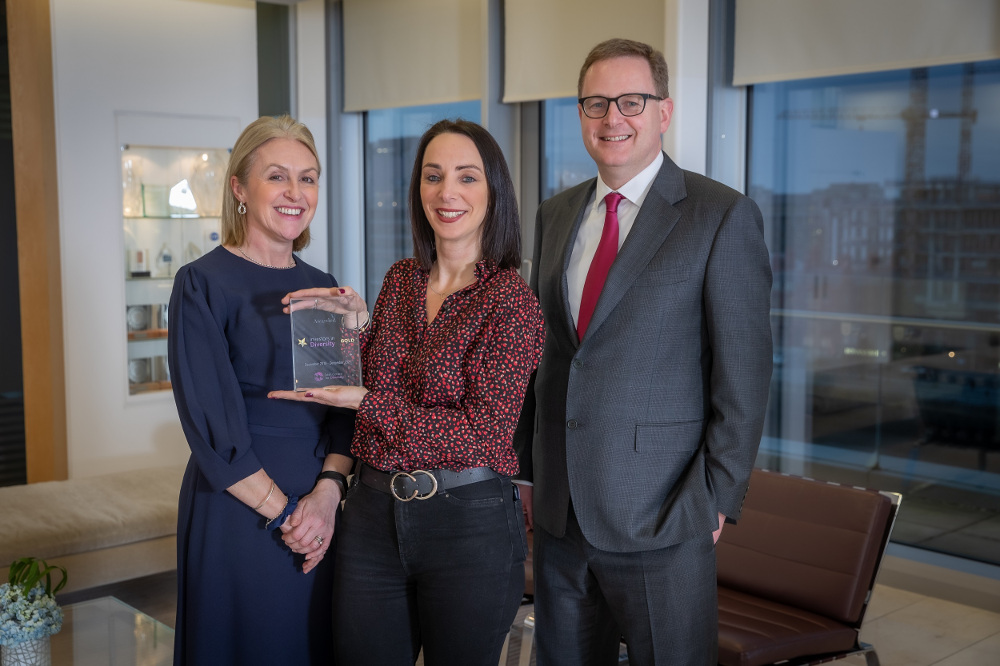 Matheson becomes first organisation in Ireland to achieve gold standard in diversity and inclusion