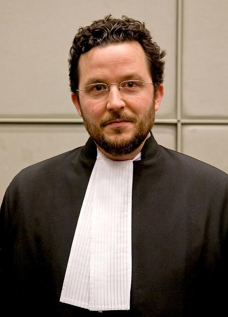 Professor Guénaël Mettraux