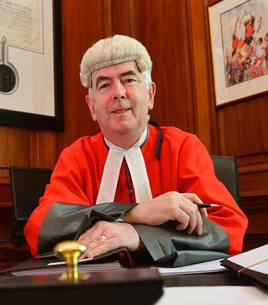 Mr Justice Colton
