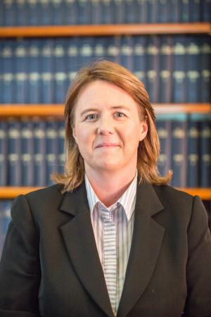 Mrs Justice Keegan