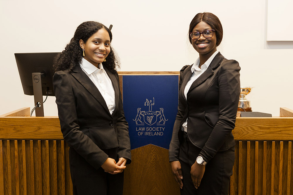 #InPictures: King's Inns students triumph in National Negotiation Competition