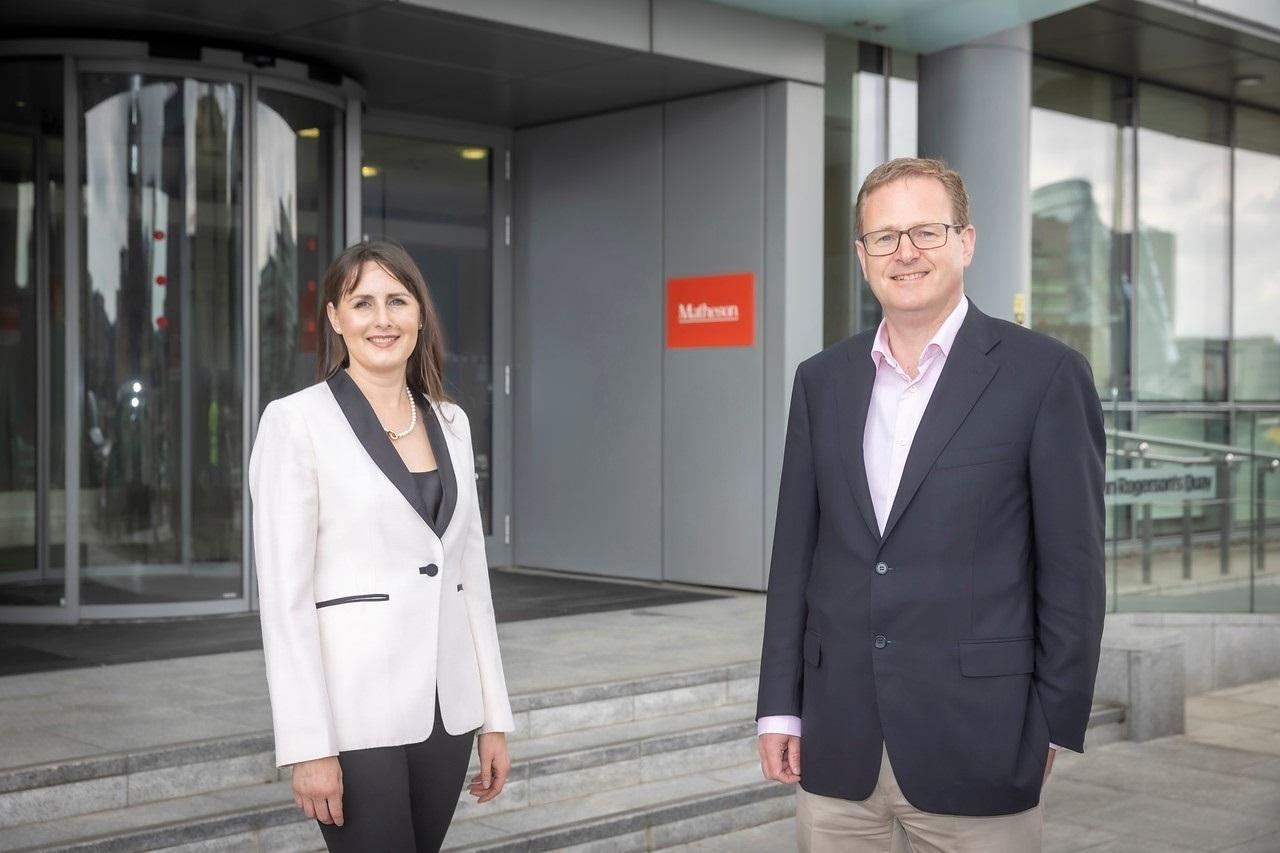 Matheson appoints Niamh Counihan as pro bono partner
