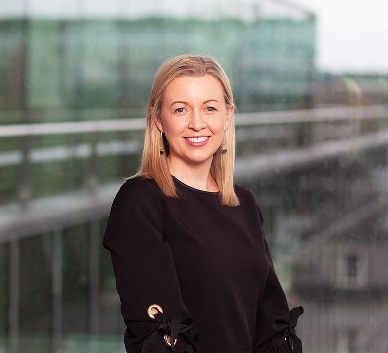 Maples Group partner Niamh O'Shea wins rising star award