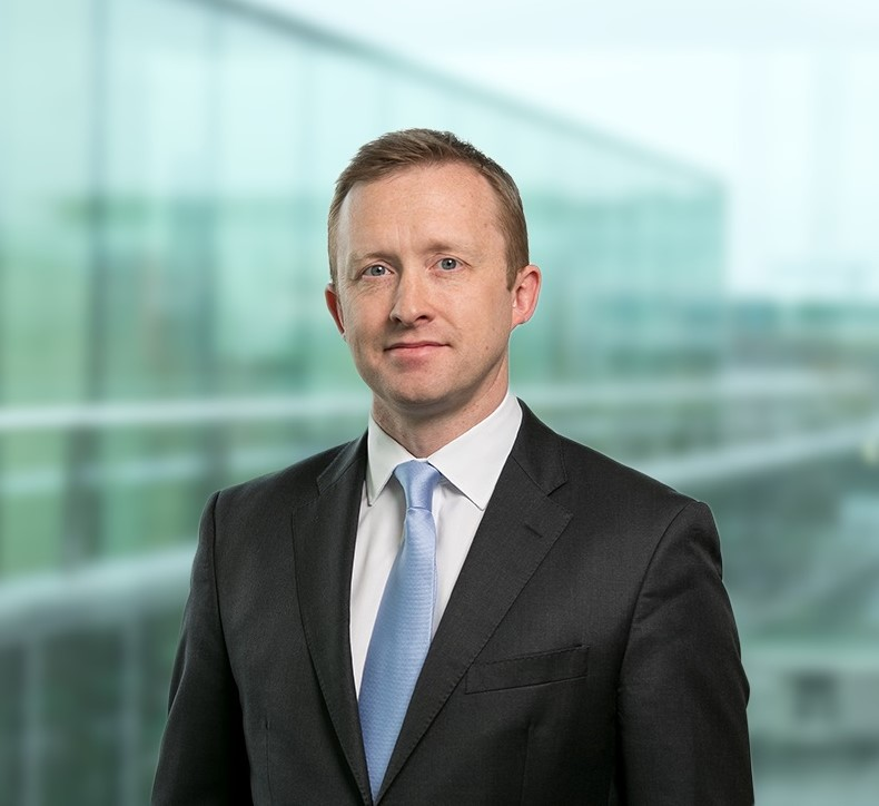 Stephen McLoughlin appointed head of finance at Maples and Calder LLP
