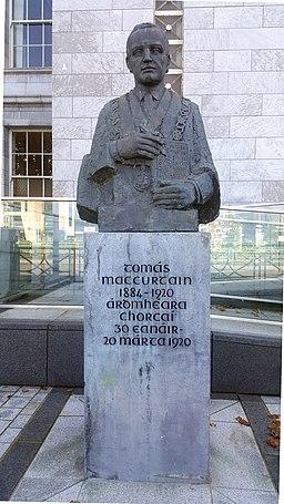 Irish Legal Heritage: The Murder of Tomás MacCurtain