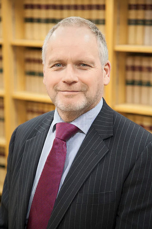 NI: Solicitor Trevor Ringland appointed special envoy to US on Northern Ireland