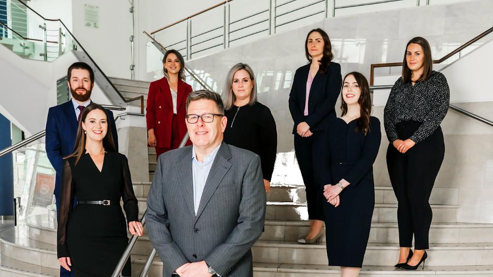 A&L Goodbody welcomes seven associates in Belfast