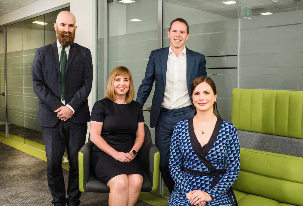 NI: A&L Goodbody welcomes three associates in Belfast