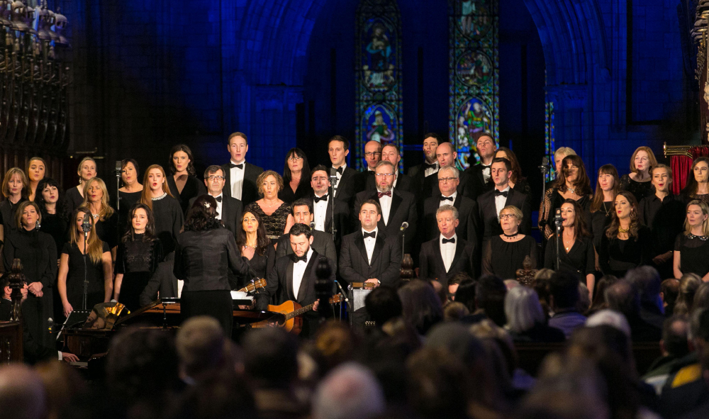#InPictures: A&L Goodbody choir raises €11,000 at charity Christmas concert