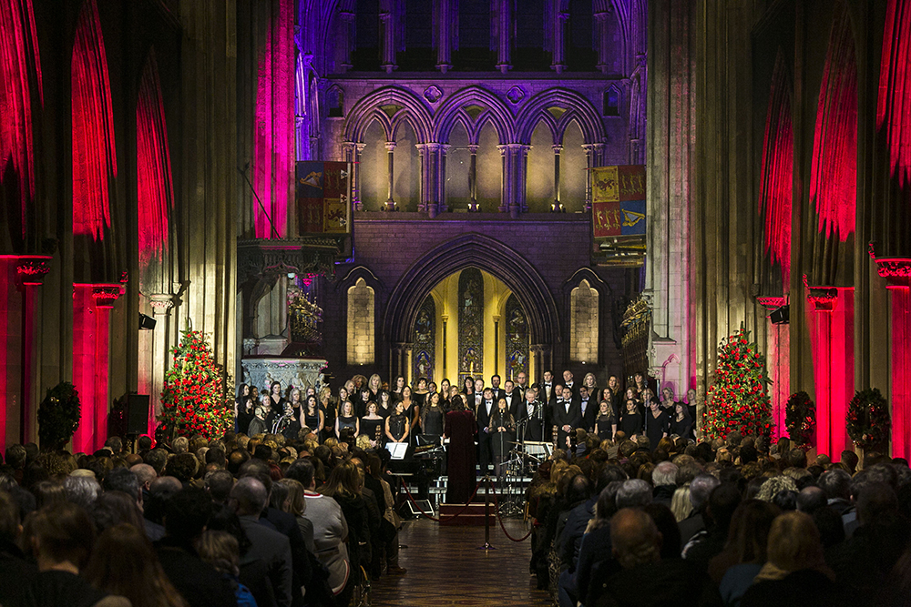 #InPictures: A&L Goodbody choir raises €10,000 for homelessness charity