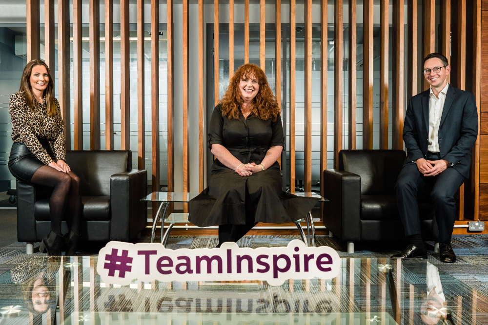 NI: A&L Goodbody names Inspire as new charity partner