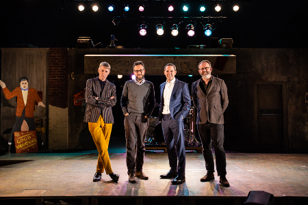 NI: A&L Goodbody named as official sponsor of Good Vibrations at the Lyric Theatre