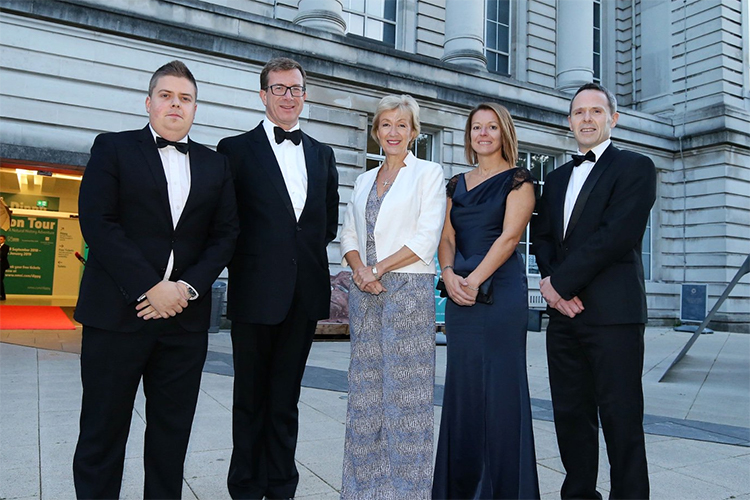 NI: A&L Goodbody hosts third annual Northern Ireland Top 100 Companies Banquet