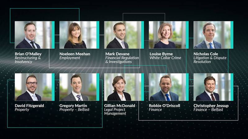 A&L Goodbody appoints 10 new partners across Dublin and Belfast