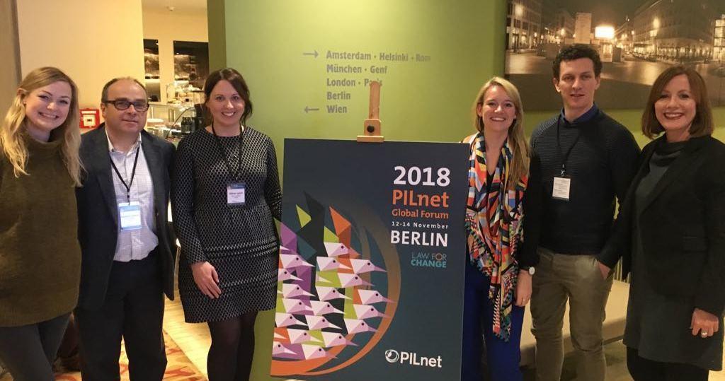 A&L Goodbody takes part in Berlin pro bono forum