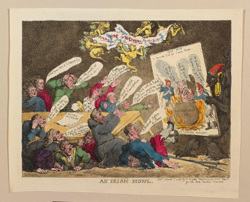 Irish Legal Heritage: John Philpot Curran's defence of Oliver Bond
