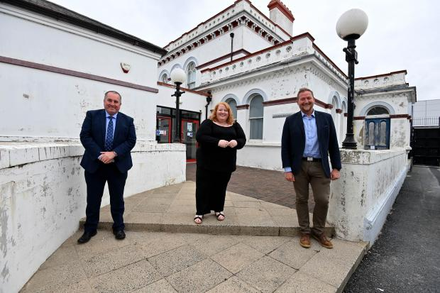 NI: Court business resumes in Banbridge after five-year absence