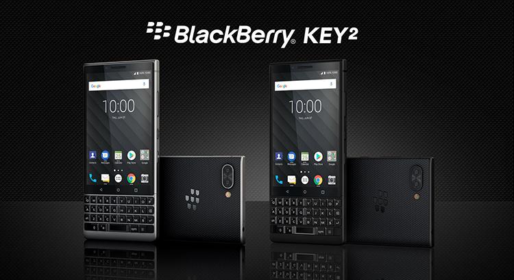 Review Blackberry Key2 Irish Legal News