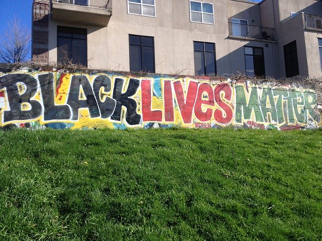 NI: Black Lives Matter protesters will not be prosecuted