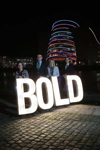 A&L Goodbody launches 2018 call for 'Bold Ideas' from university students