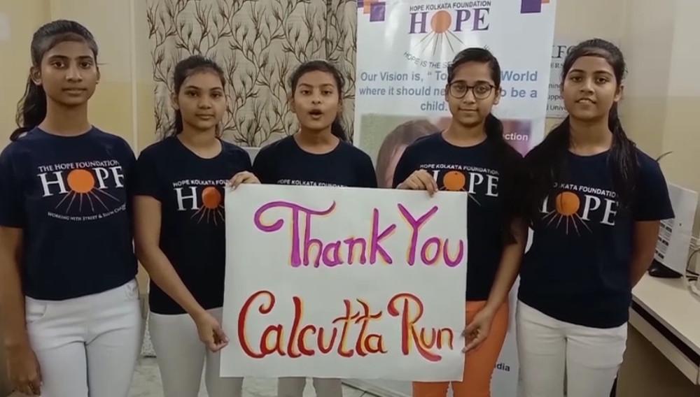 Calcutta Run raises €285k in spite of Covid-19 pandemic