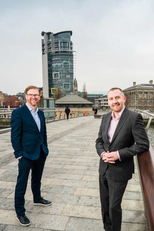 NI: Carson McDowell and Belfast Chamber team up for 'Re-energing Belfast' event series