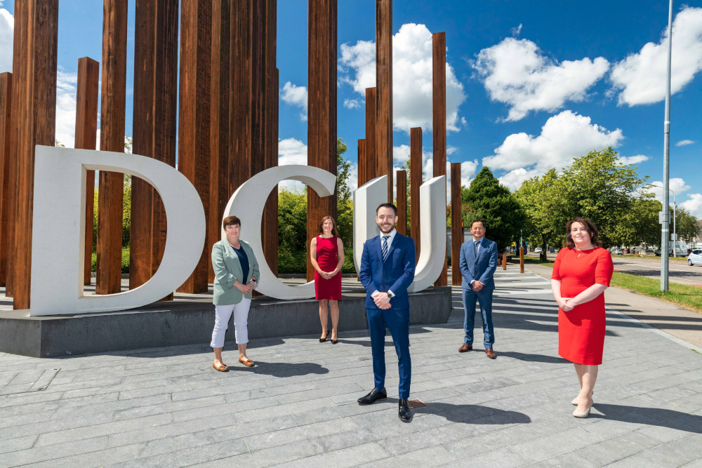 DWF partners with Dublin City University to support disadvantaged communities