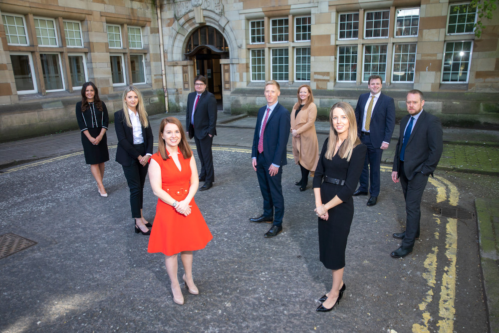 NI: DWF makes nine appointments in Belfast