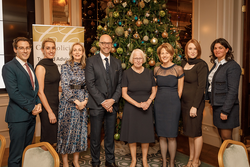 #InPictures: Ms Justice Laffoy joins employment lawyers at annual dinner