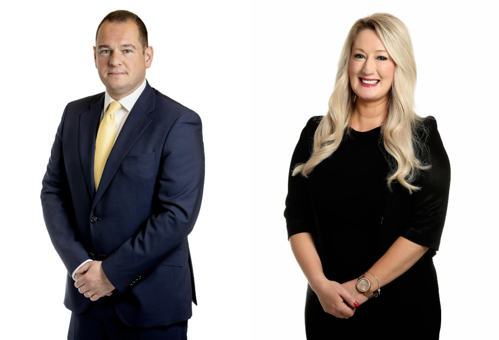 Eversheds Sutherland announces double appointment to tax team