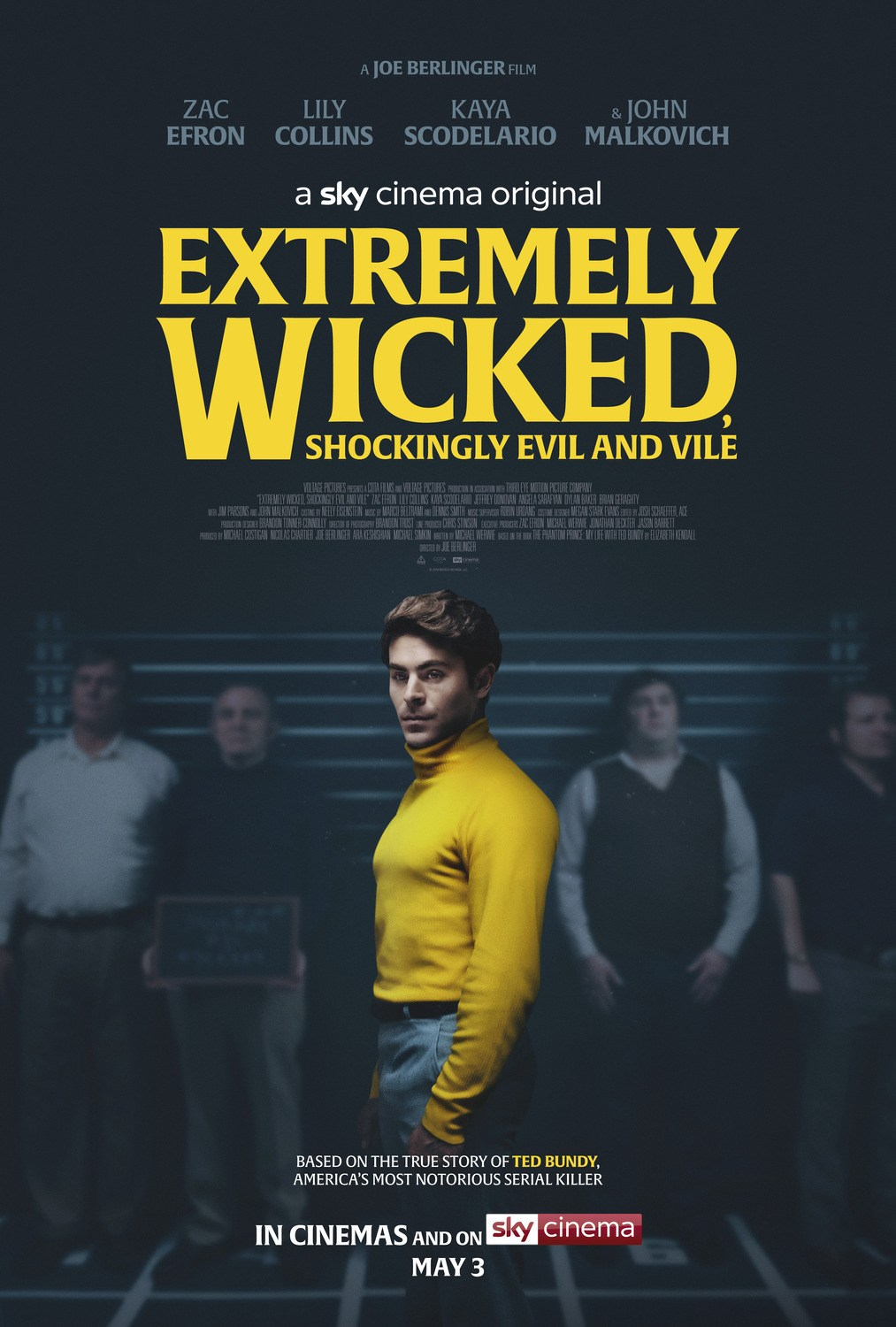 Weekend Films — Extremely Wicked, Shockingly Evil and Vile