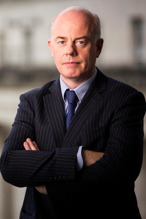 NI: Mr Justice McAlinden named president of Victims' Payments Board