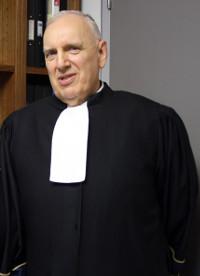 Mr Justice Garrett Sheehan