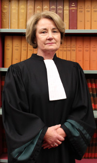Ms Justice Mary Finlay Geoghegan